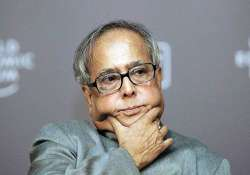 india is victim of eurozone crisis pranab