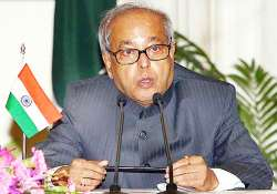 inflation to ease soon says pranab
