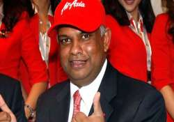 no issue on singapore airlines and tata airasia s tony