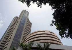 sensex regains 18k mark on oil price global cues
