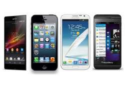 top 10 countries in terms of smartphone sales in 2014