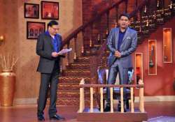 rajat sharma to feature in comedy nights with kapil on