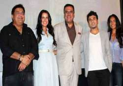 iifa 2013 fusion of old new talent on one stage curtain