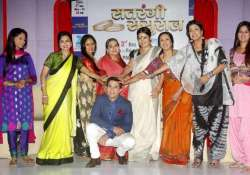 zee tv s satrangi sasural launched with fanfare view pics