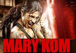 mary kom movie review melodrama kills the motive of this