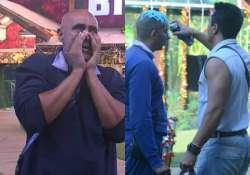 bigg boss 8 day 100 ajaz troubles ali puneet breaks down