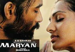maryan movie review brilliant love story with stellar