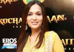 my core team was my saving grace soundarya on kochadaiiyaan