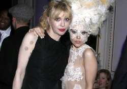 courtney love artist friends influenced lady gaga s artpop