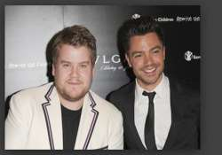 dominic cooper misses sharing home with james corden