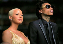 amber rose wiz khalifa make peace to co parent son