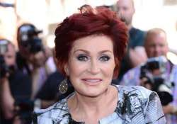 sharon osbourne s tooth falls off on live show