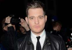 michael buble will be strict father