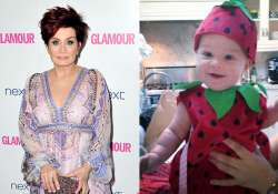 sharon osbourne s granddaughter is fearless