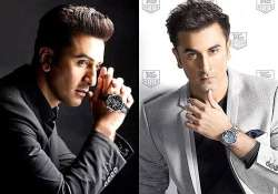 ranbir kapoor signed by tag heuer for new branding