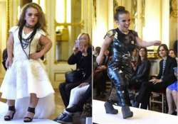 dwarf models storm paris fashion week to set new standards