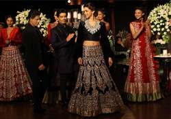 couture week 2014 to celebrate indian elements