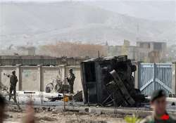 at least 17 dead in attack on us convoy in kabul