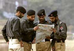 cops as moles for terror groups shocks pakistani daily