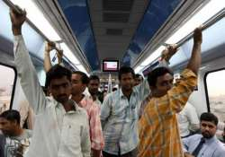 dhoti clad indian man stopped from travelling in dubai metro
