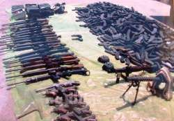 egypt seizes weapons smuggled from libya