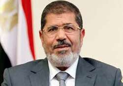 egyptian president mursi arrives in pakistan