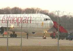 hijacked ethiopian airlines aircraft lands in geneva