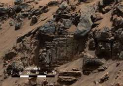 curiosity discovers huge lake bed on mars