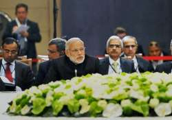 need to shift from carbon credit to green credit pm modi