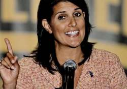 haley to visit india to lure jobs promote tourism