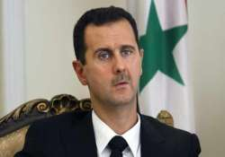 president bashar assad s syria truncated battered but