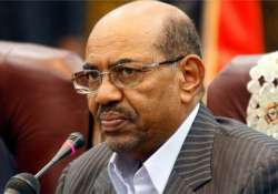 sudanese president leaves south africa