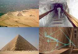 know some interesting facts about great pyramid of egypt