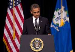 obama in newtown to offer love prayers of nation