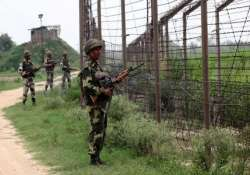 pak army denies cross loc firing