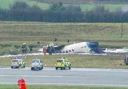 six dead as commuter plane crashes in cork