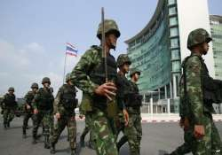 thailand s army declares martial law denies coup