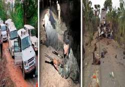 10 deadliest naxal attacks in india