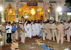 ajmer blast accused sticks to his allegations