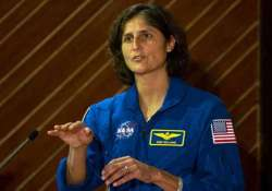 being in space can change your perspective sunita williams