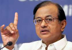 chidambaram puts off meeting after collectors skip it