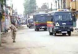 curfew continues in bareilly