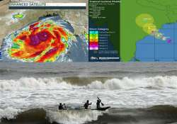 cyclone phailin may not be as severe as super cyclone of