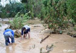 floods wipe out crops in jammu losses pegged at rs 365 cr