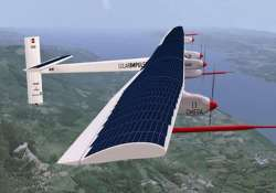 solar plane s journey gets stuck in red tape