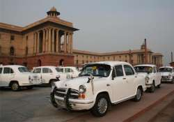 delhi government puts ban on purchase of new vehicles for
