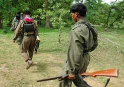maoists abduct construction workers in bihar