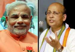 narendra modi to fast for three days congress says it s a