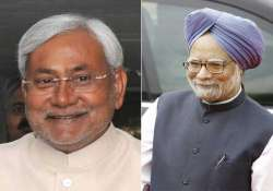 nitish meets pm seeks rs 12000 cr as drought relief