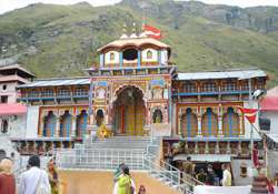 portals of gangotri yamunotri shrines thrown open to public